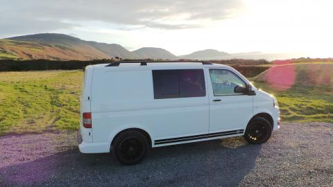 VW T5.1 Off Grid